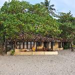 LA Chambre sur la plage