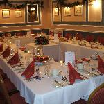 Decorated Function Room