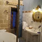Cuarto de baño de la habitación