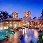 Eauzone at Arabian Court at One&Only Royal Mirage