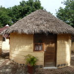 African style hut