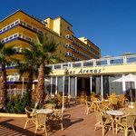 拉斯阿倫納斯酒店