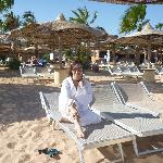 Шкодные, симпатичные зонтики на пляже
