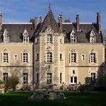Le Chateau de Fontenay - front view