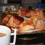 Estupendo desayuno