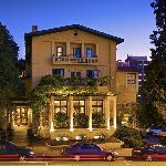Bancroft Hotel @ Night