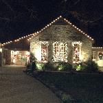The Lodge in December