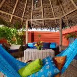 Palapa Lounge Area