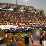 Huge Texas Flag