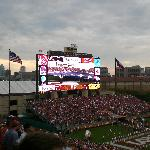 One of the worlds largest video boards