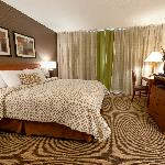 Beautifully renovated Reno Suite Bedroom with King Bed