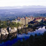Mohonk Mountain House in the Summer