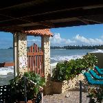 Yunque Mar Beach gate
