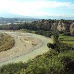 Rio Guadalquivir en Tarija Bolivia
