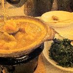 <Curry von Meeresfrüchten