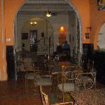 Lobby/Dining Area