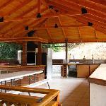 Quincho club house