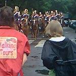 Buenos Aires Walking Tours at Recoleta Parade