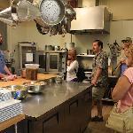 vanilla experience kitchen tour
