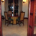 Dining room of sunfish 205