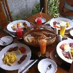 breakfast served daily