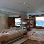Bathroom of a Deluxe Hotel Suite