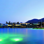 Elounda Bay by Night