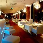 Restaurant on Top of Emerald Hotel