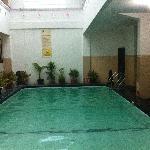 Swimming Pool ~ Gloria Amanda