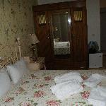 "Room named ""Romantic"""