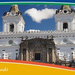 Visit our beautiful capital city Quito with its world heritage historic centre