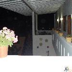 balcones del hotel