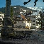 Hotel Taube and Kirchplatz