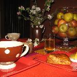 petit déjeuner Vieux Logis St Briac