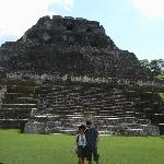 On the Mayan adventure tour
