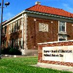 The Brown v. Board of Education National Historic Site and Museum traces the 1954 Supreme Court