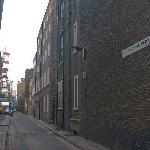Old Bloomsbury street