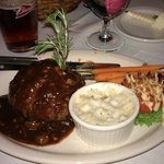 Chopped Steak - Bison & Elk