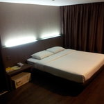 Deluxe room with King size bed
