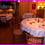 cozy dining