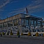 the 50s american diner