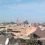 upper terrace view
