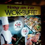 Mr. Wok's Buffet - great place and value
