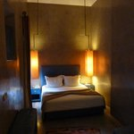 Bedroom at Dar one