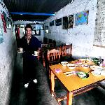 Mr Bal Ram Thapa, the owner