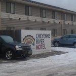 Cheyenne River Motel, Eagle Butte SD
