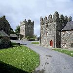 Castle Ward Farmyard