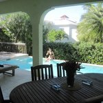 Patio/Pool Villa 4