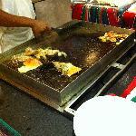 Buffet at Palace. Seafood not Fresh at this Buffet