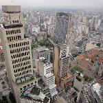 São Paulo vista da torre